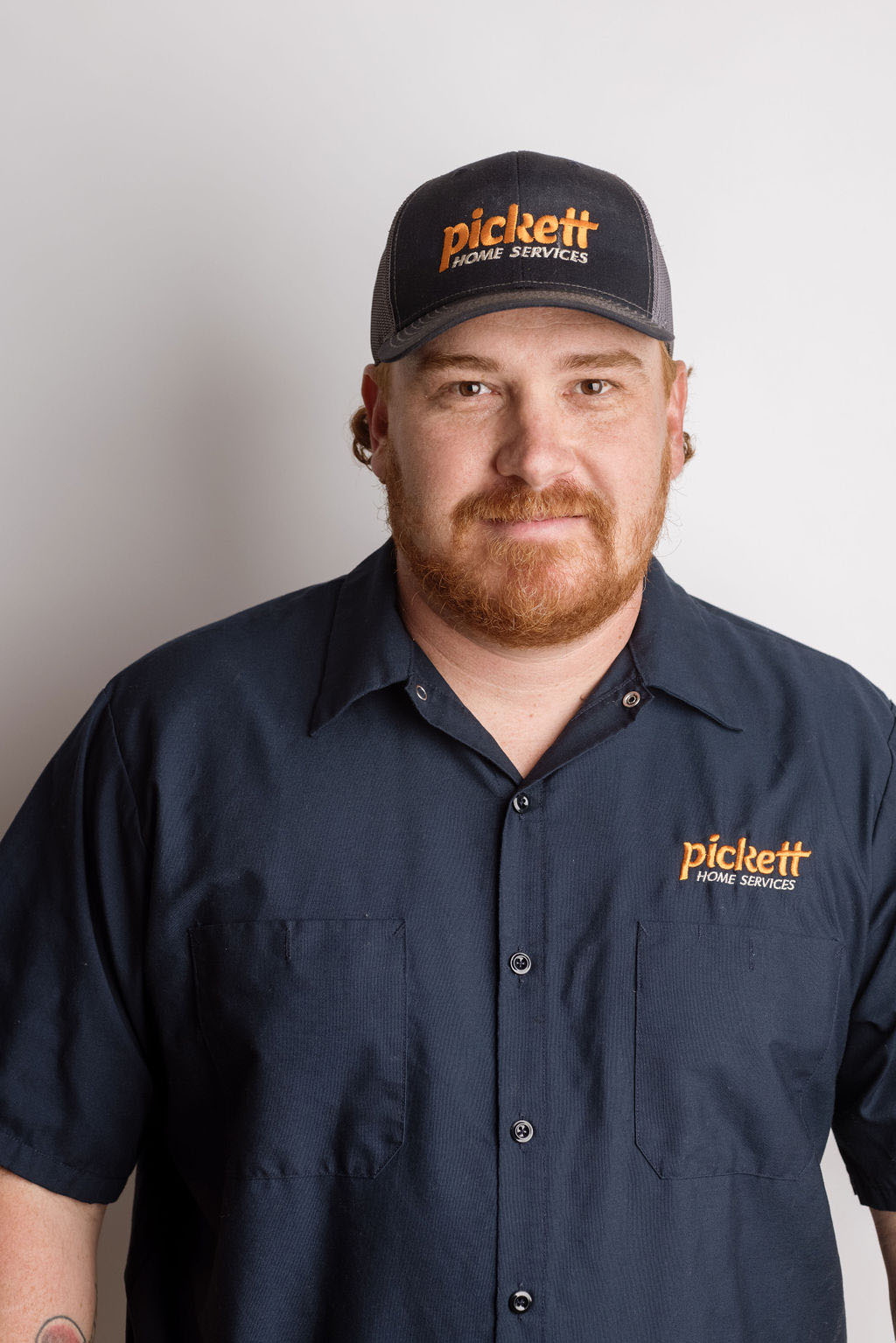 staff photo of Andy Ross, HVAC Director