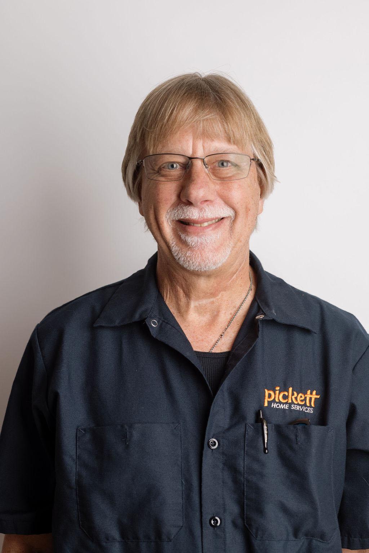 staff photo of Scott McClure, Warehouse Director